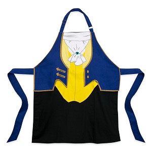 Disney Adult Costume Apron - Beauty and the Beast - Beast