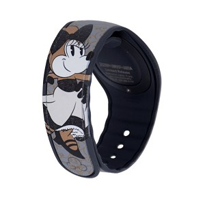 Disney MagicBand 2 Bracelet - Minnie Mouse The Main Attraction - Pirates of the Caribbean - Limited Edition