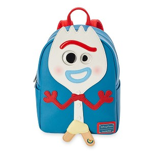 Disney Parks Loungefly Mini Backpack Bag - Forky