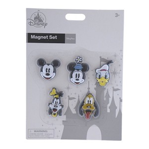 Disney Magnet Set - Mickey And Pals - 5 Piece Set