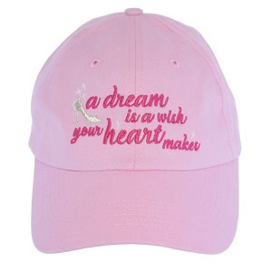 Disney Baseball Cap - a dream is a wish your heart makes