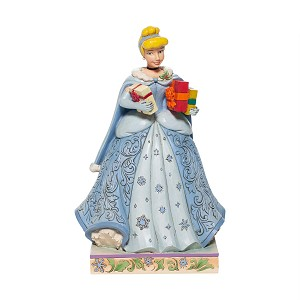 Disney Traditions by Jim Shore - Christmas Cinderella