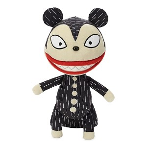 Disney Plush - Trick Or Treat - The Nightmare Before Christmas Vampire Teddy 12''