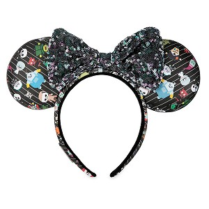 Disney Loungefly Ear Headband - The Nightmare Before Christmas