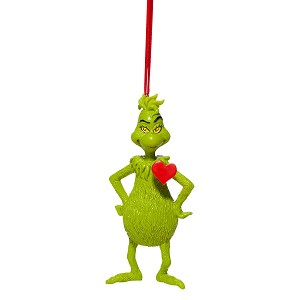 Universal Ornament - Grinch - Grinch with Heart