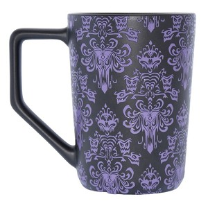 Disney Coffee Cup - The Haunted Mansion Wallpaper