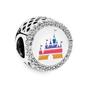 Disney Pandora Charm - Fantasyland Castle - My Happy Place