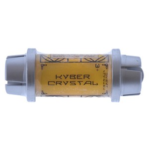 Disney Star Wars Crystal - Kyber Crystal - Yellow