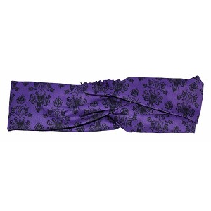 Disney Headband - Dress Shop Collection - Haunted Mansion Wallpaper