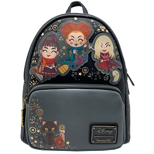 Disney Loungefly Mini Backpack - Hocus Pocus Chibi Sanderson Sisters