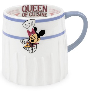 Disney Mug - 2020 Epcot International Food & Wine Festival 25th Anniversary - Minnie Mouse Chef's Hat