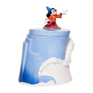Disney Cookie Jar - Fantasia 80th Anniversary Sorcerer Mickey