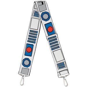 Disney Designer Replacement Crossbody Purse Strap - Star Wars R2-D2