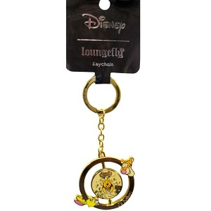 Disney Double Sided Spinner Keychain - Winnie the Pooh
