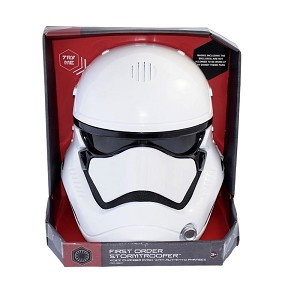 Disney Star Wars Toy - First Order Stormtrooper - Voice Changing Mask