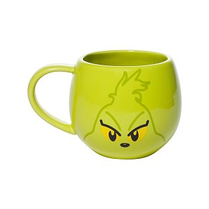 Universal Coffee Cup Mug - Grinch Pop Face