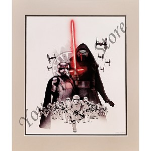 Disney Artist Print - Star Wars Group - The First Order