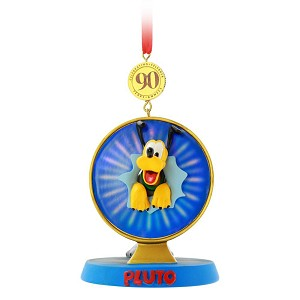 Disney Ornament - Legacy Sketchbook - 90th Anniversary Pluto