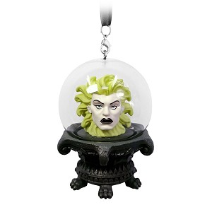 Disney Ornament - Glow in the Dark - Haunted Mansion - Madame Leota