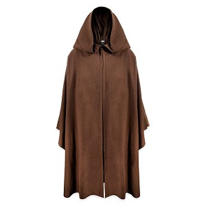 Disney Robe for Adults - Star Wars Galaxy's Edge - Brown