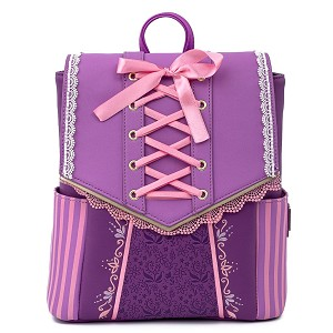Disney Loungefly Backpack - Princess Rapunzel Dress Loungefly Cosplay Backpack