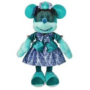 Disney Plush - Minnie Main Attraction - The Haunted Mansion