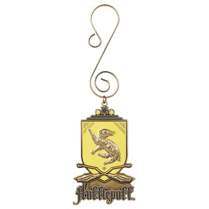 Universal Ornament - Harry Potter - Hufflepuff Shield