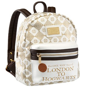 Universal Mini Backpack - Harry Potter Hogwarts Express Ticket