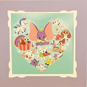 Disney Artist Print - Caley Hicks - Cutest in the Kingdom
