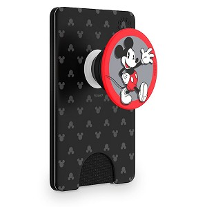 Disney PopWallet by PopSockets - Phone Accessory - Mickey Mouse