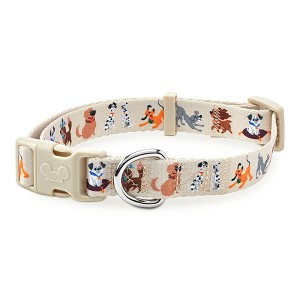 Disney Tails Dog Collar - Reigning Cats and Dogs - Disney Dogs