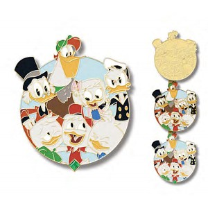 Disney 20th Anniversary of Disney Pins - #6 - Progression Series - Today - LE