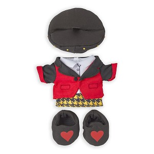 Disney nuiMOs Outfit Set by Ashley Eckstein - Queen of Hearts Cosplay