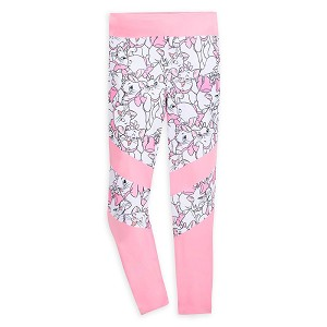 Disney Women's Leggings - Aristocats - Marie