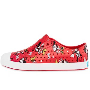 Disney Women's Shoes by Native - Minnie Mouse