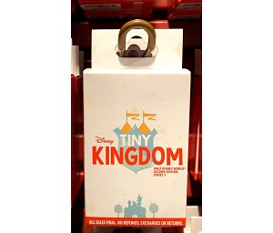 Disney Mystery Pin Blind Box - Walt Disney World Tiny Kingdom - Second Edition Series 1