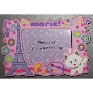 Disney Photo Frame Magnet - Magnetic Cutie Marie the Cat