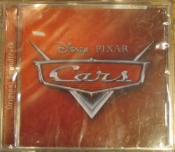 Disney CD - CARS - Movie Soundtrack