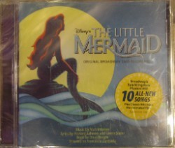 Disney CD - The Little Mermaid - Princess Ariel