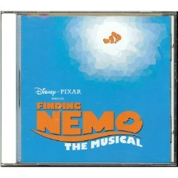 Disney CD - Finding Nemo the Musical