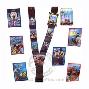 Disney Lanyard - I Am Celebrating!