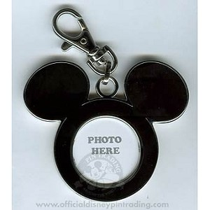 Disney Lanyard Medal - Photo Frame