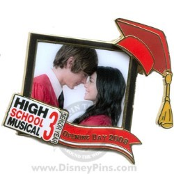 Disney High School Musical 3 Pin - Senior Year - Opening Day