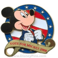 Disney Vote for... 2008 - Mickey Mouse