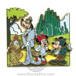 Disney Movie Moments Pin - Wizard of Oz