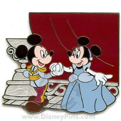 Disney Couples Pin - Cinderella and Prince Charming