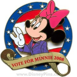 Disney Vote for... 2008 - Minnie Mouse