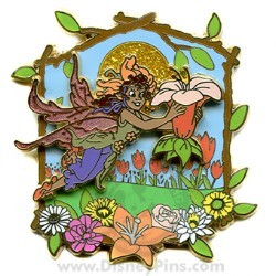 Disney Fairies Pin - Lily