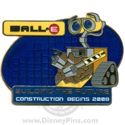 Disney WALL-E Pin - Countdown 1