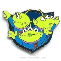 Disney Toy Story Pin - Little Green Men